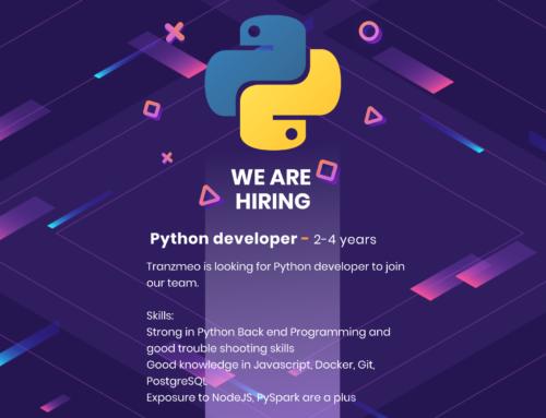 Software Engineer (Python and AI & ML 3 years)
